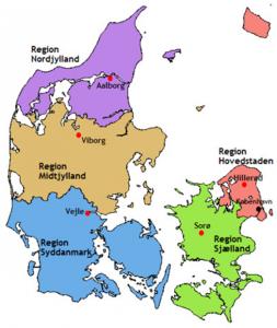 dansko-mapa